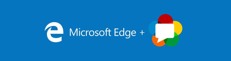 Microsoft Edge WebRTC