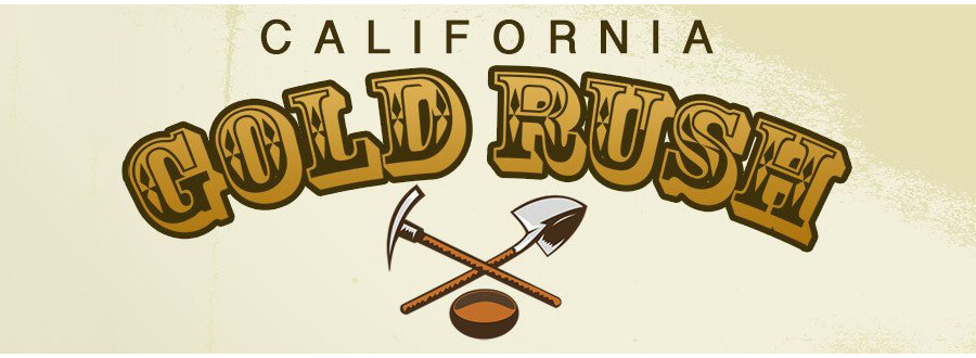 the California gold rush of the 21st century